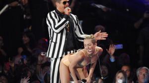 Robin Thicke, Miley Cyrus